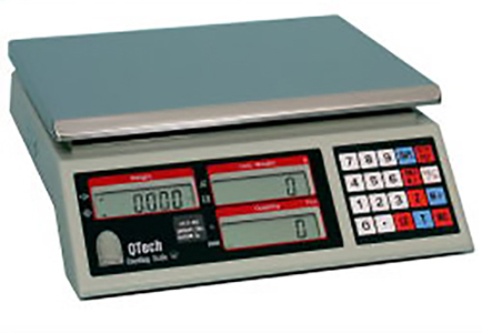 QTech Ink Weighing Scales at Printers Parts Superstore